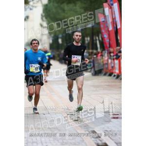 marathon-de-montpellier-2016 / arrivee-2