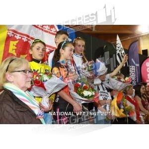 national-vtt-fsgt-2016 / podiums-dimanche